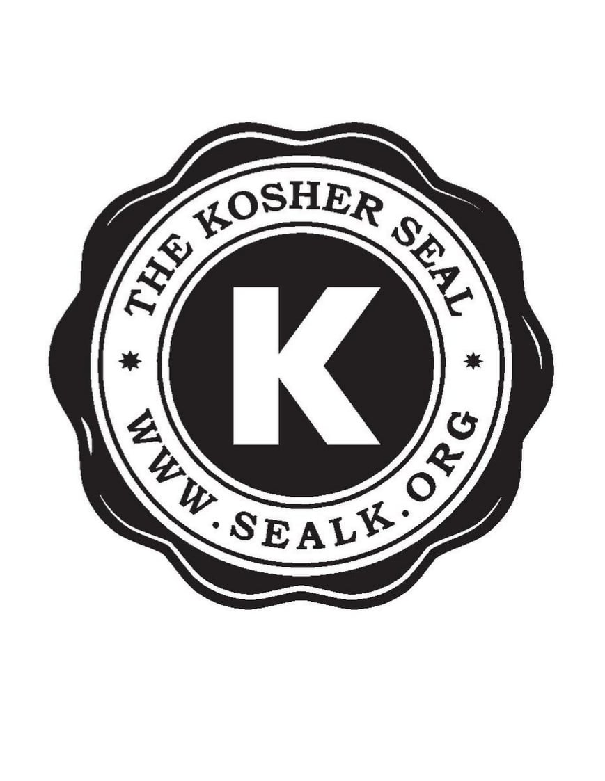Kosher logo travel with a special diet