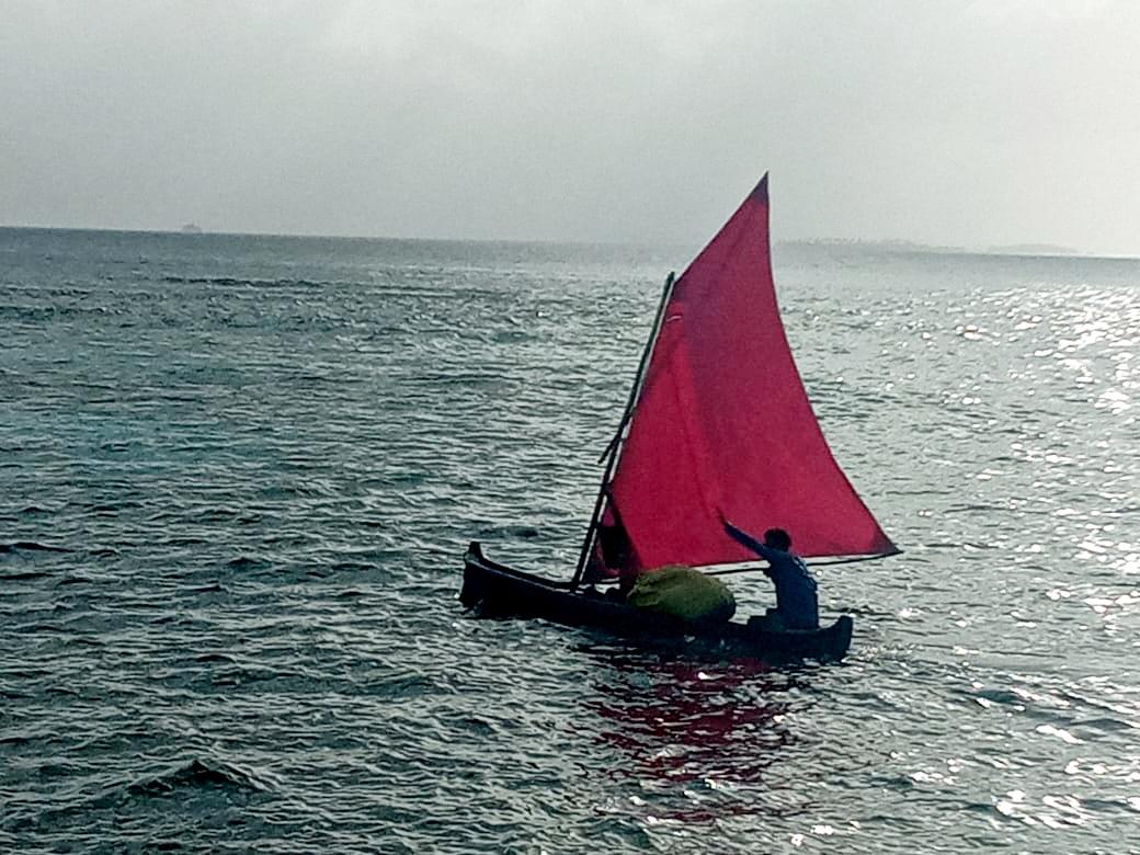 kuna fishing boat san blas catamaran charter