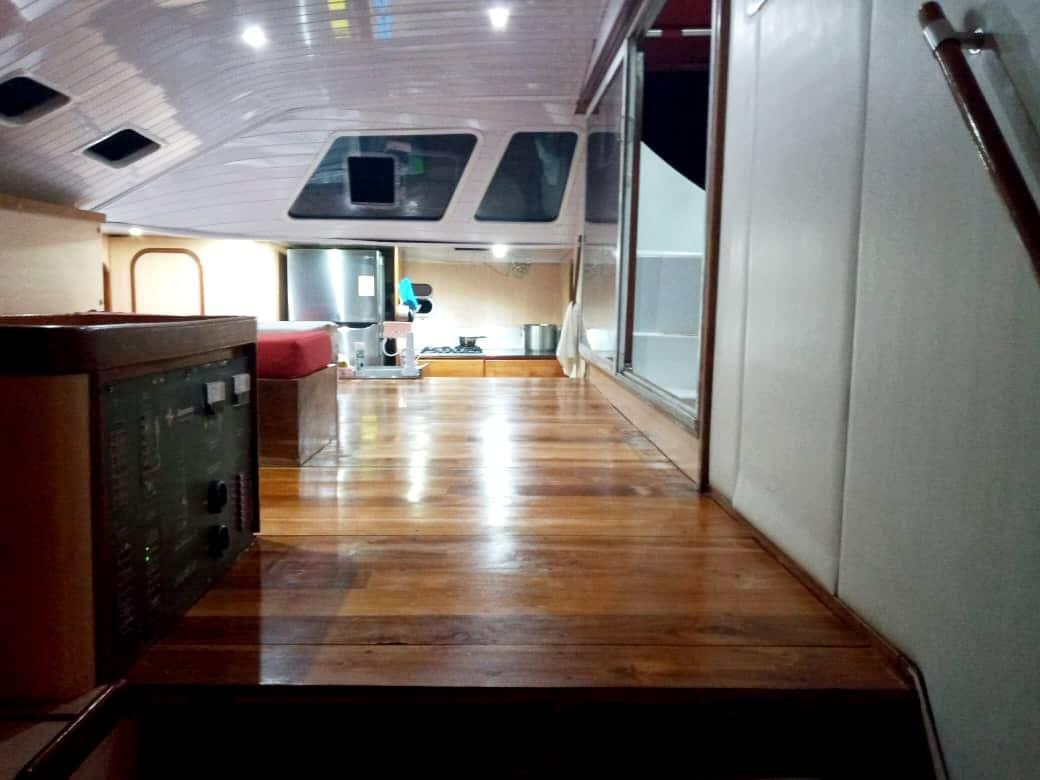 spartivento lagoon 55 San Blas catamaran