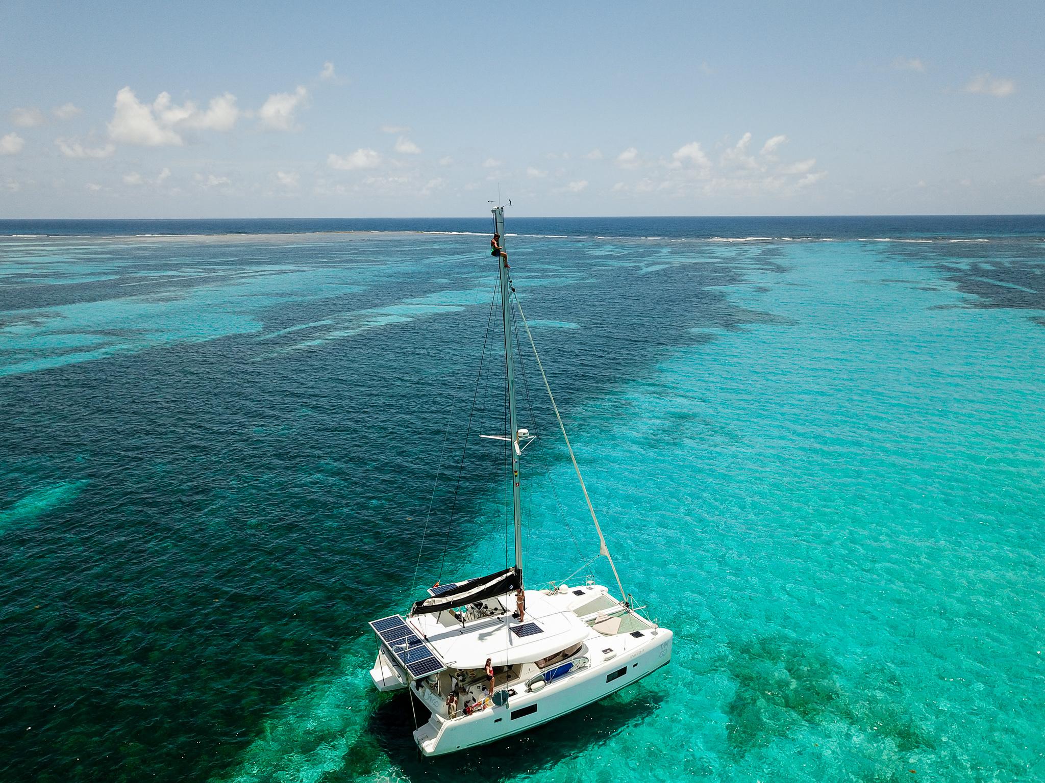 Tango boat rental san blas best deal